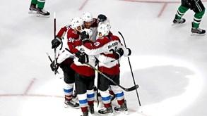 Colorado Avalanche-Dallas Stars: série empatada após seis encontros
