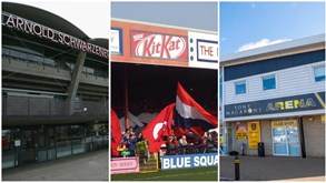 Os estádios com os nomes mais estranhos do Mundo