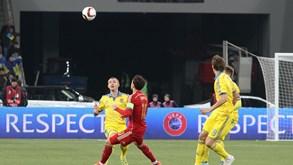 Espanha-Ucrânia: duelo de equipas 'on fire'