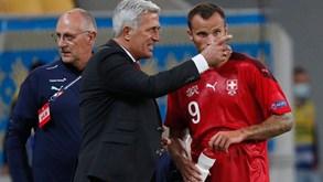 Suíça-Alemanha: um benfiquista de cada lado