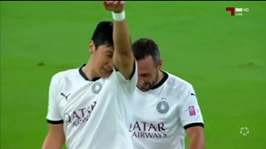 Cazorla de pé quente no Qatar: espanhol marca grande golo no arranque da liga