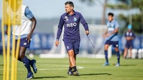 Semana para limar arestas no FC Porto