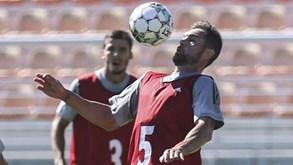 Jardel em risco para jogo do Benfica na Grécia
