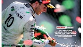 Fórmula 1 anima França e Espanha enquanto em Itália esperam por Suárez