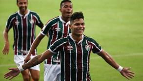 Evanilson a caminho do FC Porto