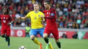 Suécia-Portugal: Seleção em busca de nova vitória
