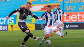 Cusco FC-Cantolao: golos à vista