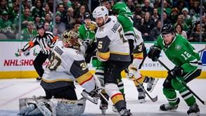 Vegas Golden Knights-Dallas Stars: segundo jogo da final no Oeste da NHL