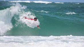 Covid-19: Títulos de bodysurf de 2020 vão ser decididos numa única etapa