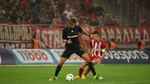 AEK Atenas-Olympiacos: final da Taça da Grécia com toque português
