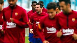 Daniel Sá: «City colocaria marca Messi noutro patamar»