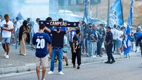 «Clubes portugueses deixados à sua sorte»: FC Porto condena decisão de futebol continuar sem adeptos