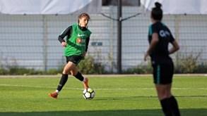 Stefanie da Eira substitui Vanessa Marques no estágio da seleção feminina de futebol