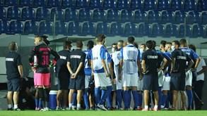 As condições para se jogar e o relatório que chegou 24 minutos depois do Feirense-Chaves: Liga explica tudo