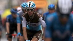 Volta a França: Romain Bardet abandona após queda na 13.ª etapa