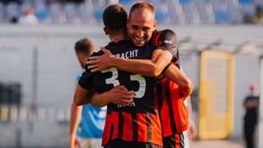 André Silva e Bas Dost dão vitória ao Eintracht Frankfurt na Taça da Alemanha