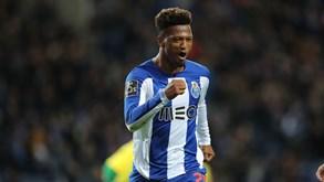 Zé Luís resiste à pressão do mercado: avançado do FC Porto tem sido alvo de muita cobiça