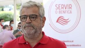 Francisco Benítez: «Jorge Jesus é claramente o meu treinador»