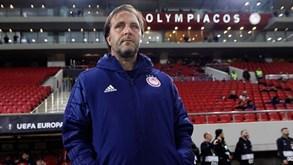 PAOK é 'oponente de respeito' para Olympiacos de Pedro Martins e Benfica