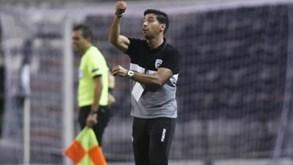 Abel Ferreira: «É PAOK-Benfica e não Abel contra Jesus»