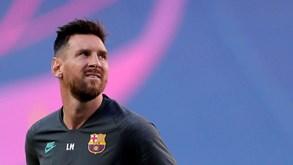 Messi junta-se a Cristiano Ronaldo no grupo dos 'bilionários' da revista Forbes