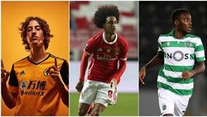 Menos três portugueses na lista para o 'Golden Boy': são estes os 40 jogadores que estão na corrida