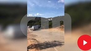 Filho de Sousa Cintra dispara contra viaturas em praia no Algarve e barrica-se em casa