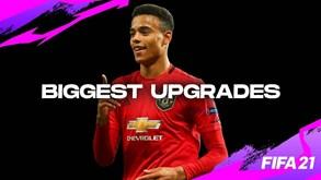 FIFA 21: Dois leões entre os jogadores com maior crescimento
