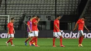 «Um tiro no porta-aviões»: todas as reações à eliminação do Benfica na Champions