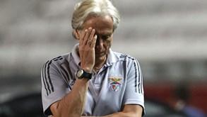 Jorge Jesus: «Ganhou o PAOK e o futebol é isto»