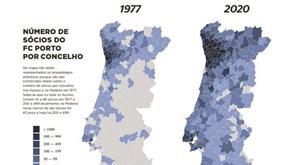 Quatro décadas a crescer por todo o país