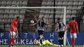 A crónica do PAOK-Benfica, 2-1: e agora, Benfica?