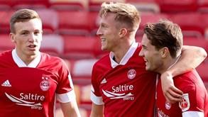 Sporting serve de motivação para Aberdeen e Viking