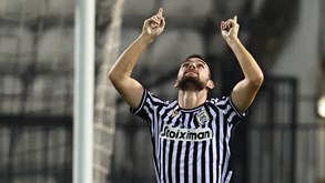 Carrasco sérvio sai caro ao Benfica