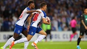 FC Porto encaixa um extra de 2,25 M€ com adeus do Benfica