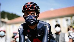 Egan Bernal desiste antes da 17.ª etapa do Tour