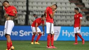 Benfica reage ao falhanço na Champions: «Estamos no princípio da construção de uma grande equipa»