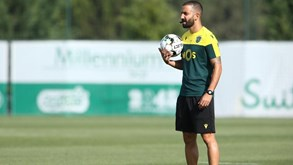 Notícia Record: Rúben Amorim testa positivo à Covid-19