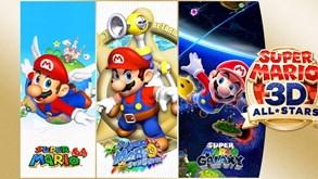 Nintendo Switch: Super Mario 3D All-Star chega por tempo limitado