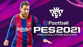 PES 2021: 'Rei' Messi continua sentado no trono