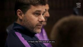 Pochettino 'chumba' documentário do Tottenham: «Cinco anos e meio e só aparecemos em 25 minutos»
