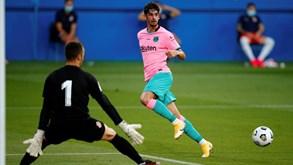 Trincão continua a encantar Barcelona: «Começa a tornar-se num caso sério»