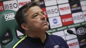 Augusto Gama: «Estamos convencidos que vamos aproveitar as fraquezas do adversário»