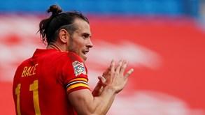 Elvas contactou Real Madrid para tentar empréstimo de... Gareth Bale