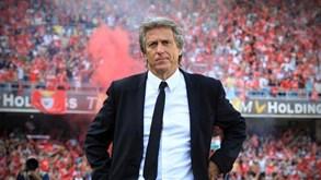 JJ sabe o que é perder ao primeiro jogo oficial pelo Benfica