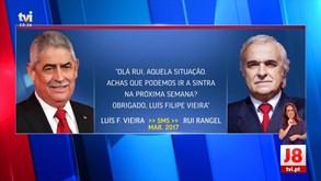 Os pedidos de Luís Filipe Vieira a Rangel: «A ver se me resolve aquela m....»