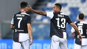 Danilo elogia Cristiano Ronaldo: «Tem um lado humano muito forte»