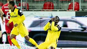Estrela Vermelha, Dínamo Zagreb e Young Boys falham playoff da Liga dos Campeões