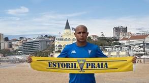 Estoril oficializa contratação de Igor Goularte