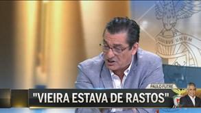 Paulo Futre: «Falei com Vieira e ele estava de rastos»